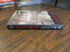 Agenda 21 Glenn Beck SIGNED HC 2012 FREE SHIP