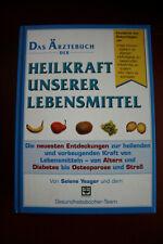 Das Ärztebuch der Heilkraft unserer Lebensmittel vo... | Buch | neuwertig