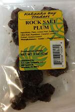 Rock Salt Plum 2 oz. bag (4pack), Kakaako Bay Traders