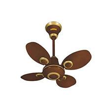 Luminous petal air brown 600mm 4 blade ceiling fan Premium Ceiling Home Fan