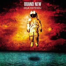 Brand New - Deja Entendu - Vinyl LP Album (Double 180 Gram Gatefold) New Sealed