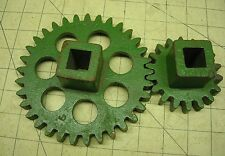 M10179 & M10178 John Deere Spur Gear 33 & 18 Tooth Impel-R-Feed Drill Fertilizer