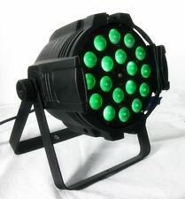 18x18w 6 in 1 led par can light RGBWA UV par led dj stage light Disco club light