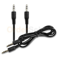 3 FT 3.5mm AUX AUXILIARY CORD Male to Male Stereo Audio Cable PC iPod MP3 CAR