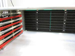 DEC Digital Equipment Corp LSI-11 PDP-11 Q-Bus Sigma Info 11/73 8-slot backplane