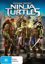 Teenage Mutant Ninja Turtles (DVD, 2014) NEW