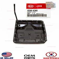 Transmission Cover Oil Pan Genuine! Kia Sorento 2005-2009 452804C000