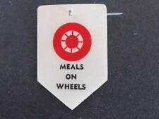 Meals on Wheels Badge