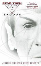 Vulcan's Soul #1: Exodus (Star Trek: The Original Series) (v. 1) Sherman, Josep
