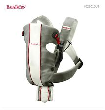 Msrp $79.00 Baby Bjorn Air Baby Carrier Breathable 3D Mesh 0+ Months 8-25 lbs