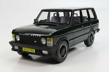 LS COLLECTIBLES LS001A * RANGE ROVER SERIE 1 * GREEN  * OVP * 1:18