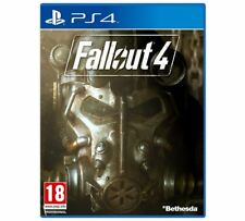 Fallout 4 - PS4 Game Every Second Is A Fight For Survival And Every Choice Yours