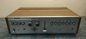 Vintage Sony TA-1066 Stereo Integrated Amplifier 20W x 2