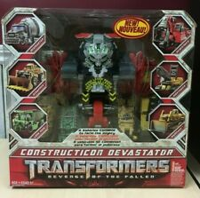 Transformers Revenge Fallen Constructicon Combiner Devastator NM MIB WOW