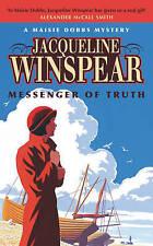Messenger of Truth: A Maisie Dobbs Mystery (Maisie Dobbs Mystery 4), Winspear, J