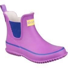 Chaussures moyens à enfiler pour fille de 2 à 16 ans, pointure 28