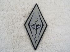 "Elder Scolls SKYRIM Dragon 6"" Embroidery Iron-on Patch (E11)"