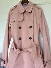 Damen Trenchcoat von Esprit, Gr.34 , Trench, rosa, gebraucht