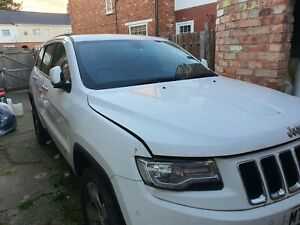 2015 Jeep Grand Cherokee 3.0 crd WK2 Breaking Full Car For Parts