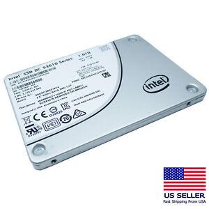 Intel DC S3610 Series 1.6TB 2.5in SATA 6Gb/s SSD SSDSC2BX016T4