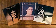 3 Vinyl LP Set - Eric Carmen + Boats Against The Current + Change Of Heart