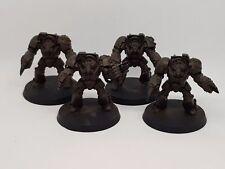 Warhammer 40k-Space marine-Close Combat Terminators x4