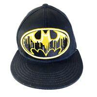 Batman  DC Comics. Embroidered. SnapBack Black Preowned