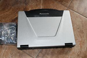 2 Panasonic CF-52 MK3 IntelCore i5-M520@2.4✔️4GB✔️128SSD✔DVDRW.WIN7PRO