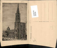 633139,Strasbourg Straßburg La Cathedrale France
