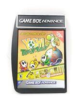 Rare Gameboy Advance Promotional Store Display Yoshi topsy-turvy