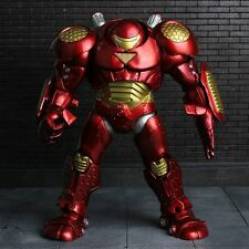 "Super Hero Select Iron Man Hulkbuster 22cm/8.8"" PVC Action Figure NO Box"