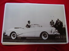 1953  BUICK SKYLARK  CONVERTIBLE   11 X 17  PHOTO   PICTURE