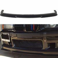 BMW E36 M3 Bumper GTR Front Apron Full Splitter Addon Spoiler Lip Valance
