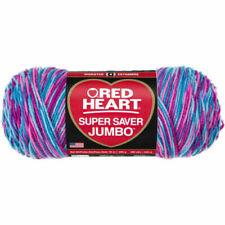 Red Heart Colorscape Yarn 3.5 oz 187 Yards Color Assortment