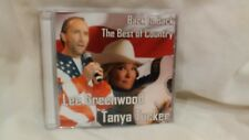 Rare Back To back The Best Of Country Lee Greenwood Tanya Tucker 2005 cd4404