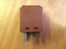 FORD BROWN RELAY MULTI USE 4 PIN 12V 96FG 14N089 AA
