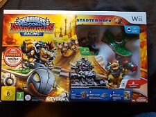SKYLANDERS SUPERCHARGERS RACING Starter Pack Nintendo Wii Game Bowser