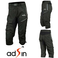 Mens Shorts MTB Cycling Water Proof Fastening Adjustable Inner Liner Plus Size