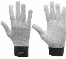 Firetrap Healy Gloves Ladies Warm Winter Womens  Grey Black T322