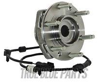 Front Wheel Hub & Bearing for 2002-2009 Trailblazer & Envoy ABS 6 Lug GSP 104188