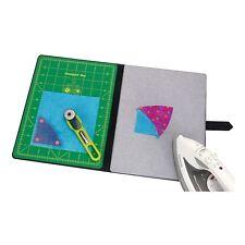 "Omnigrid Gear Tote Size FoldAway. 8 3/4 x 11 3/4"" Cutting Mat & Pressing Station"