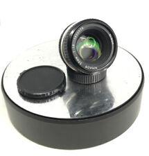 Nikon Nikkor 50mm f/1.8 AIS 'Prime' super sharp lens. Exc++++. See test pics.