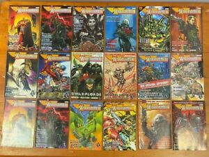 Warhammer Monthly Comics Whole Bunch