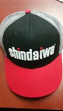 Shindaiwa Power Equipment OEM Black, Red, Gray Mesh Hat