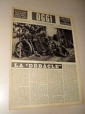 OGGI=1940/25=2° GUERRA MONDIALE=ARTIGLIERA ITALIANA=BOMBARDAMENTO HAL FAR MALTA