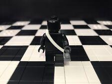 Lego Blanco Funda y oscuro azulado Cutlas para Minifigura X1/Soldado/Pirata