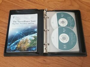 The Great Courses - The SURVEILLANCE STATE: BIG DATA, FREEDOM, & YOU with BOOK