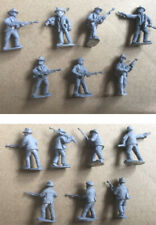 Brigade Games Miniatures 7x Gangsters Hoodlums Prohibition Agents VBCW 28mm