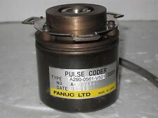 REMANUFACTURED TESTED FANUC PULSE CODER A290-0561-V501 2000P REBUILT ENCODER