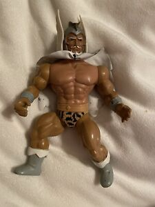 Vintage REMCO Lost World of the Warlord - Action Figure w/cape 1982 DC Comics